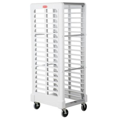 Rubbermaid FG332000WHT ProServe 18 Pan End Load Max Syste...