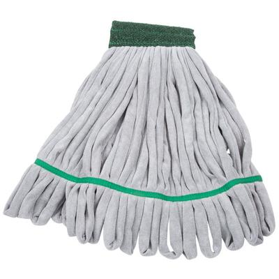 Unger ST450 SmartColor RoughMop 16 oz. Green Heavy Duty M...