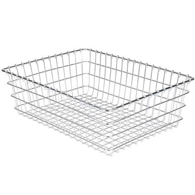 "Choice Level Top Wire Bagel / Bread Basket - 18"" x 24"""