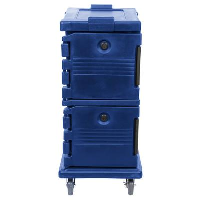 Cambro UPC600186 Navy Blue Camcart Ultra Pan Carrier - Fr...