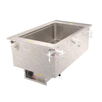 Vollrath 3646761 Drop-In Hot Food Well w/ (1) Full Size Pan Capacity, 208-240v/1ph