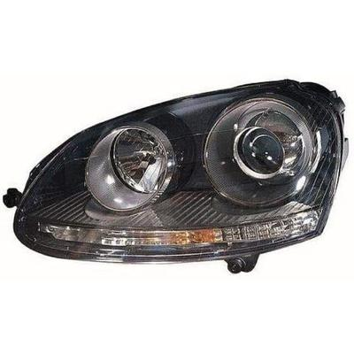 2006-2009 Volkswagen GTI Left - Driver Side Headlight Ass...