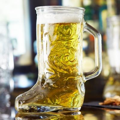 Anchor Hocking 162U 12.5 oz. Boot Beer Mug - 24/Case