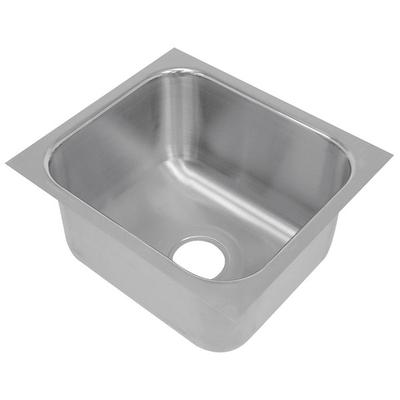 Advance Tabco 1620A-12 1 Compartment Undermount Sink Bowl...