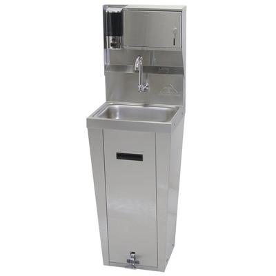 Advance Tabco 7-PS-95 Hands Free Hand Sink with Pedestal ...