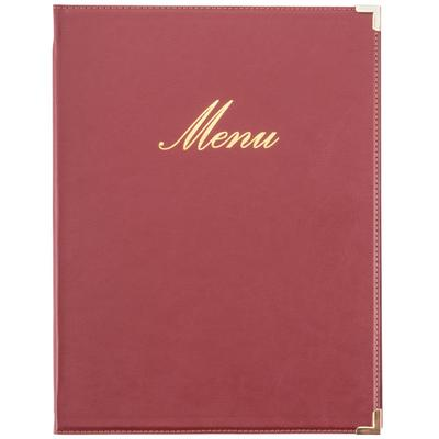 American Metalcraft MCCRLSWR Securit Classic Menu Holder ...