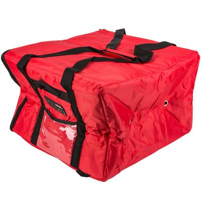 Rubbermaid FG9F3900RED ProServe Insulated Delivery Bag La...
