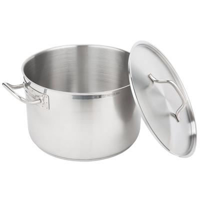 Vollrath Lincoln 3904 Optio 16 Qt. Sauce Pot with Cover