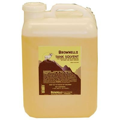 Brownell Tank Solvent - 5 Gallon Tank Solvent