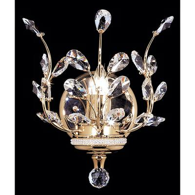 James Moder Florale Collection Wall Sconce