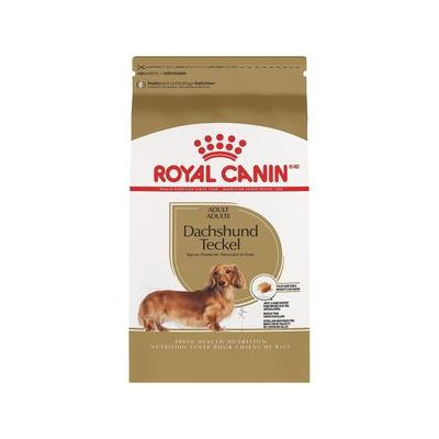 Royal Canin Dachshund Adult Dry Dog Food, 2.5-lb bag