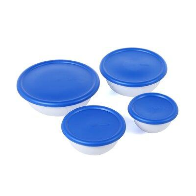 Sterilite 4 Container Food Storage Set 07479406