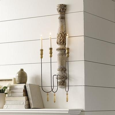 Ballard Designs Valletta Candle Sconce