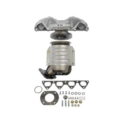 1996-2000 Honda Civic Exhaust Manifold with Integrated Ca...