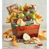 Deluxe Favorites Gift Basket - Gift Baskets  Fruit Baskets - Harry and David | White Wine Red