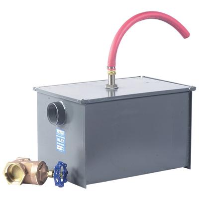 Watt WD-10-A 20 lb. Grease Trap with Partially Automatic ...