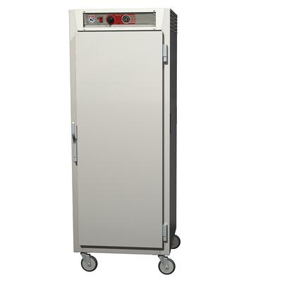 Metro C569L-SFS-LPFS Full-Height Mobile Heated Cabinet w/...