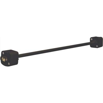 """NUVO Lighting 24"""" Track Light Extension Wand in Black TP164"""