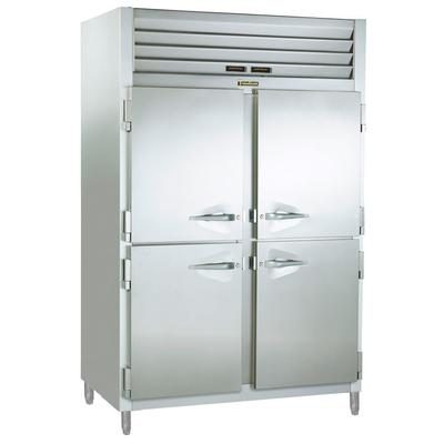 TRAULSEN RDT232WUT-HHS Stainless Steel 45 Cu. Ft. Two Sec...