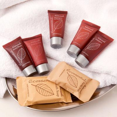 Ecossential Naturals Hotel and Motel Body Wash 0.5 oz. Bo...
