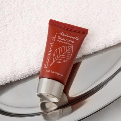 Ecossential Naturals Hotel and Motel Shampoo and Conditio...
