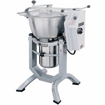 Hobart HCM450-61-4 45 Qt. Vertical Cutter / Mixer with Kn...