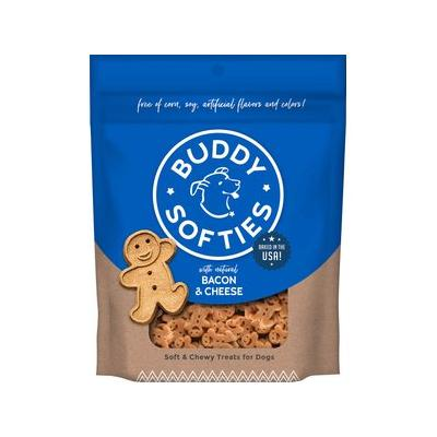 Buddy Biscuits Original Soft & Chewy with Bacon & Cheese ...