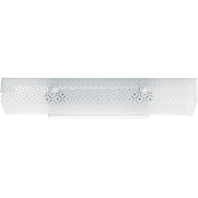 "NUVO Lighting 76/277 4 Light 24"" Wide Bath Bar with Patte..."