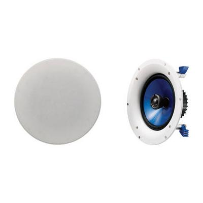 """Yamaha NS-IC800 8"""" In-Ceiling Speaker (Pair, White) NS-IC..."""