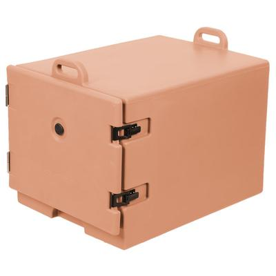 Cambro 1826MTC157 Camcarrier Coffee Beige Front Loading I...