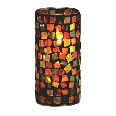 Sterno Products 80160 One-Piece Large Glass Earth-tone Li...