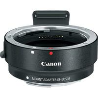 Canon Mount Adapter for EOS Lenses to EOS M cameras by Canon at Crutchfield for 199.00