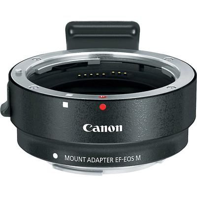 "Canon Mount Adapter for EOS Lenses to EOS ""M"" cameras"
