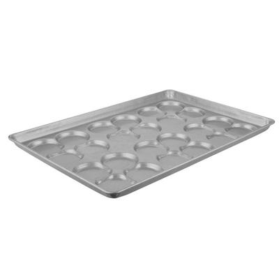 Chicago Metallic 42445 24 Mold Glazed Customizable Cluste...