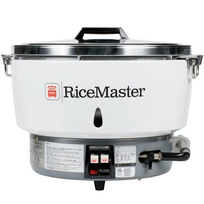 TOWN RM-55P-R Natural Gas 110 Cup (55 Cup Raw) Gas Rice C...