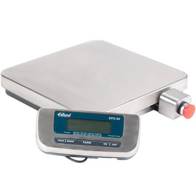 Edlund EPZ-20F 20 lb. Stainless Steel Digital Pizza Scale...
