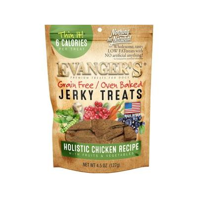 Evangers Nothing But Natural Organic Chicken with Fruits ...