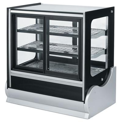 """Vollrath 40886 36"""" Cubed Refrigerated Display Cabinet wit..."""