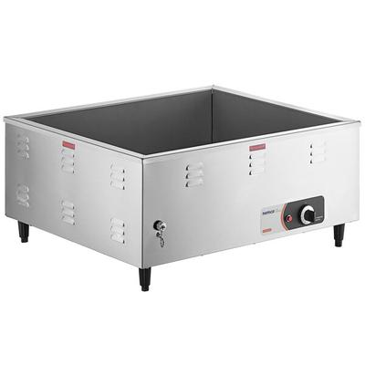 "Nemco 6060A 28"" Mini Steam Table - 120V, 1800W"