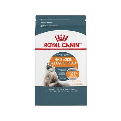 Royal Canin Hair & Skin Care Dry Cat Food, 3.5-lb bag