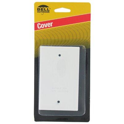 HubbellRaco Single Gang Blank Switch Plate Cover 5173 Col...