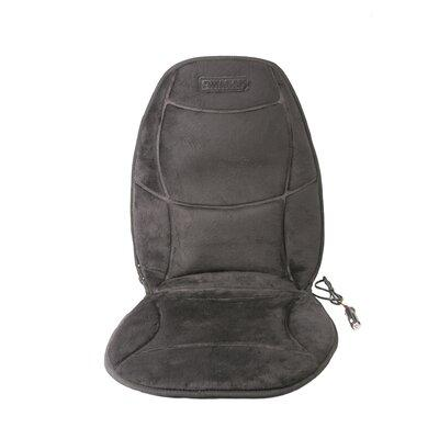 Wagan Velour Heated Seat Cushion with Lumbar Support IN9438