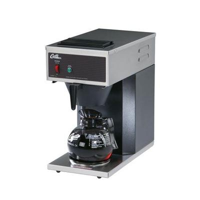 Wilbur Curtis Company Commercial Pourover Coffee Brewer 64 Oz Coffee Brewer, 1 Station,