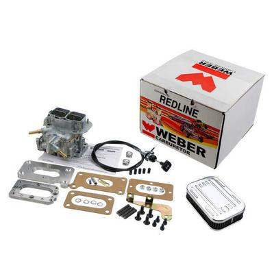 Red Line 1984, 1986-1987 Mazda B2000 Carburetor Kit - Red...