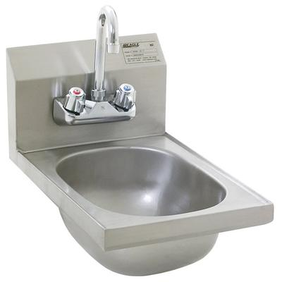 Eagle Group HSAN-10-F Space Saver Hand Sink with Splash M...