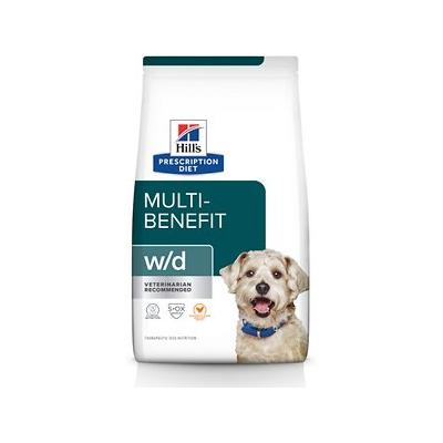 Hill's Pet Nutrition w/d Canine Low Fat - Glucose Managem...