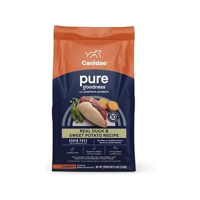 Canidae Grain-Free PURE Sky with Duck Dry Dog Food, 4-lb bag