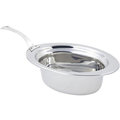 "Bon Chef 5303HLSS 13"" x 9"" x 5"" Stainless Steel 3.75 Qt. ..."