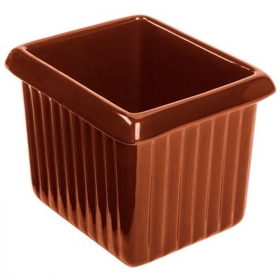 Tablecraft CW1520CP 1 Qt. Copper Cast Aluminum Rectangle ...