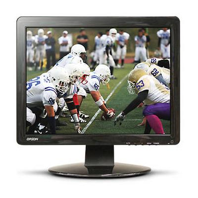 Orion Economy Series 15RCE 15 720p CCTV LCD Monitor, 1024x768